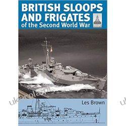 ShipCraft 27 - British Sloops and Frigates of the Second World War  Książki naukowe i popularnonaukowe