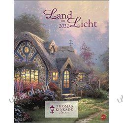 Kalendarz Thomas Kinkade Land im Licht Kalender 2022 Calendar