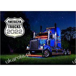 Kalendarz ciężarówki American Trucks 2022 Calendar