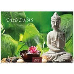 Buddhas 2022 L 35x50cm Kalendarz