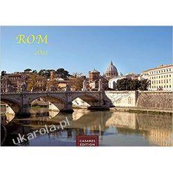 Rzym Rome Calendar 2022 L 35x50cm Kalendarz Pozostałe