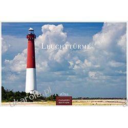 Latarnie morskie Lighthouses 2022 L 35x50cm Kalendarz