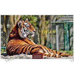 Kalendarz Tygrysy Tiger 2022 L 35x50cm Calendar