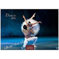 Taniec Dance 2022 L 35x50cm Kalendarz