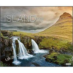 Kalendarz Fascinating Island 2022 – Max Galli – 58,4 x 48,5 cm Calendar