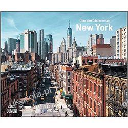 Kalendarz Nowy Jork Above the roofs of New York 2022 Calendar