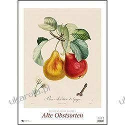 Kalendarz Sztuka Pierre Antoine Poiteau: Old Fruits 2022 Art Calendar