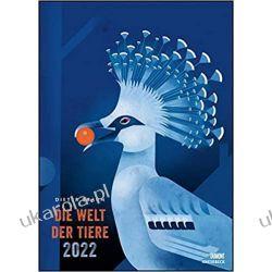 Kalendarz Dieter Braun The world of animals 2022 Posters Calendar