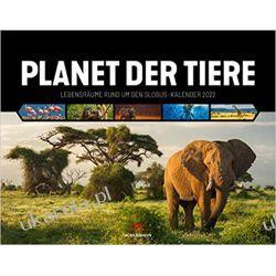 Kalendarz Planeta Ziemia Planet der Tiere 2022 Calendar animals