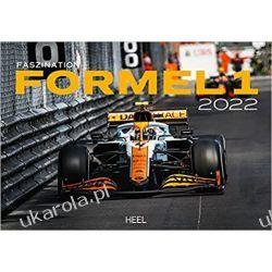 Kalendarz Grand Prix f1 Faszination Formula 1 2022 Calendar
