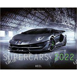 Kalendarz samochody Super cars 2022 Calendar