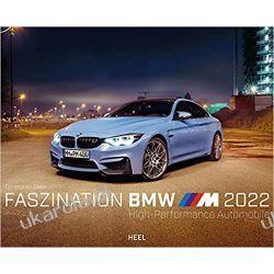 Kalendarz Faszination BMW M-Modelle 2022 Calendar samochody