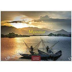 Kalendarz Myanmar 2022 L 35x50cm Calendar Birma Azja