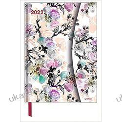 Flower Fantasy 2022 Diary 16x22 Magneto Diary Calendar Kalendarze książkowe