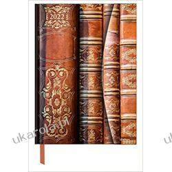 Kalendarz Antique Books 2022 16x22 Magneto Diary calendar Kalendarze książkowe