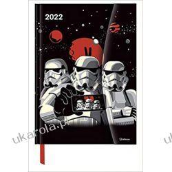 Kalendarz Star Wars Original Stormtrooper 2022 16x22 Magneto Diary calendar gwiezdne wojny Kalendarze książkowe