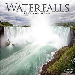 Kalendarz wodospady Waterfalls – Wasserfälle 2022 calendar Pozostałe