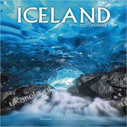 Kalendarz Islandia Iceland – Island 2022 calendar Książki i Komiksy