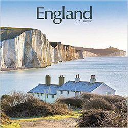 Kalendarz Anglia England 2022 Calendar Kalendarze ścienne