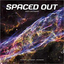 Kalendarz kosmos Spaced Out – Faszinierendes Weltall 2022 calendar Książki i Komiksy