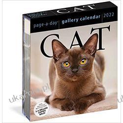 Kalendarz biurkowy Koty Cat Page-A-Day Gallery Calendar 2022 Pozostałe