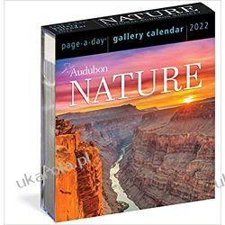Kalendarz biurkowy Natura Audubon Nature Page-A-Day Gallery Calendar 2022 Pozostałe