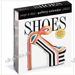 Kalendarz biurkowy Shoes Page-A-Day Gallery Calendar 2022 buty Pozostałe