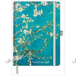 Kalendarzksiążkowy Vincent van Gogh 2022 Calendar Kalendarze książkowe