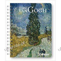 Kalendarz Vincent van Gogh 2022 16,5x21,6 Diary calendar Kalendarze książkowe