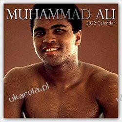 Kalendarz Muhammad Ali 2022 calendar Książki i Komiksy
