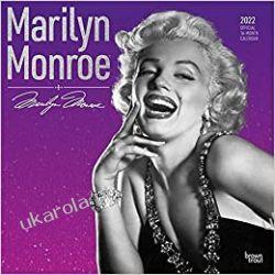 Marilyn Monroe 2022 Square Kalendarz Książki i Komiksy