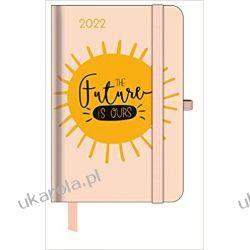 GreenLine Diary Green Vibes 2022 - Buchkalender - Taschenkalender - 10x15 Pozostałe