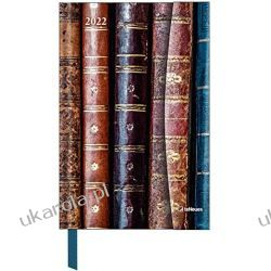 Antique Books 2022 - Diary - Buchkalender - Taschenkalender - 10x15 Magneto Diary Książki i Komiksy