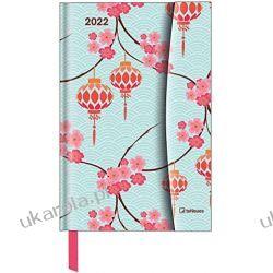 Japanese Papers 2022 - Diary - Buchkalender - Taschenkalender - 10x15 Magneto Diary Książki i Komiksy