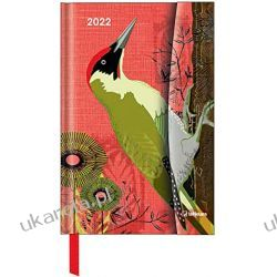 Birds 2022 - Diary - Buchkalender - Taschenkalender - 10x15 Magneto Diary Książki i Komiksy
