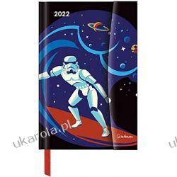 Star Wars Original Stormtrooper 2022 - Diary - Buchkalender - Taschenkalender - 10x15: Magneto Diary Książki i Komiksy