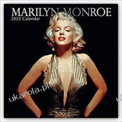 Kalendarz Marilyn Monroe 2022 Calendar Książki i Komiksy