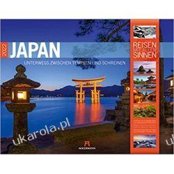 Kalendarz Japan calendar 2022 Japonia Książki i Komiksy