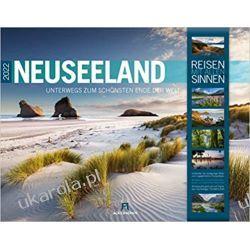 Kalendarz Nowa Zelandia Neuseeland Kalender 2022 Calendar Książki i Komiksy