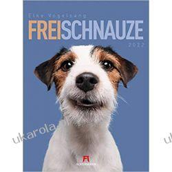 Kalendarz Frei Schnauze 2022 calendar Książki i Komiksy