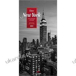 I love New York - Literatur-2022 calendar Książki i Komiksy