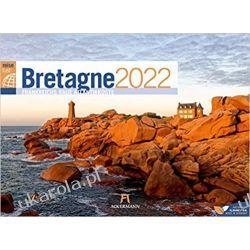 Kalendarz Bretania Bretagne calendar 2022 Książki i Komiksy