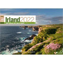 Kalendarz Irlandia Ireland Calendar 2022 Książki i Komiksy