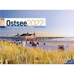 Kalendarz Morze Bałtyckie The Baltic Sea 2022 Bałtyk Calendar Książki i Komiksy