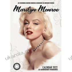 Marilyn Monroe - Kalendarz Ścienny 2022 rok