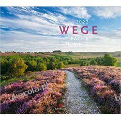ścieżki Wege Kalender 2022 Kalendarz