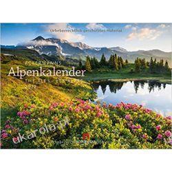 Alpy Alpen Kalender 2022 Kalendarz
