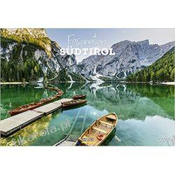 Kalendarz piękny Południowy Tyrol Faszination Südtirol 2022 Calendar Kalendarze ścienne