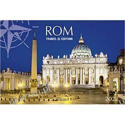 Kalendarz Rome 2022 Rzym Calendar Książki i Komiksy
