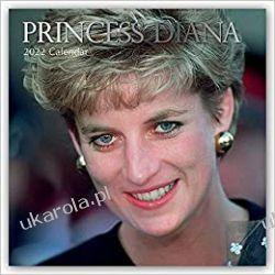 Princess Diana 2022 calendar księżna  Książki i Komiksy